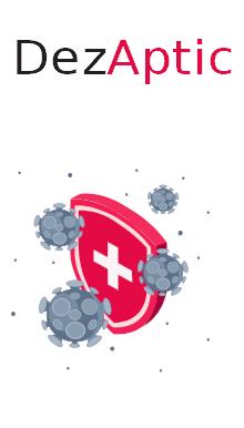 DezAptic logo